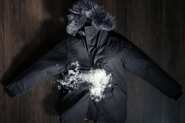 Canada Goose and wings+horns Showcase their Canadian-Designed Decade Parka