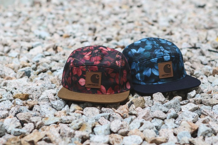 "Carhartt WIP 2014 Fall/Winter ""Night Print"" Starter Caps"