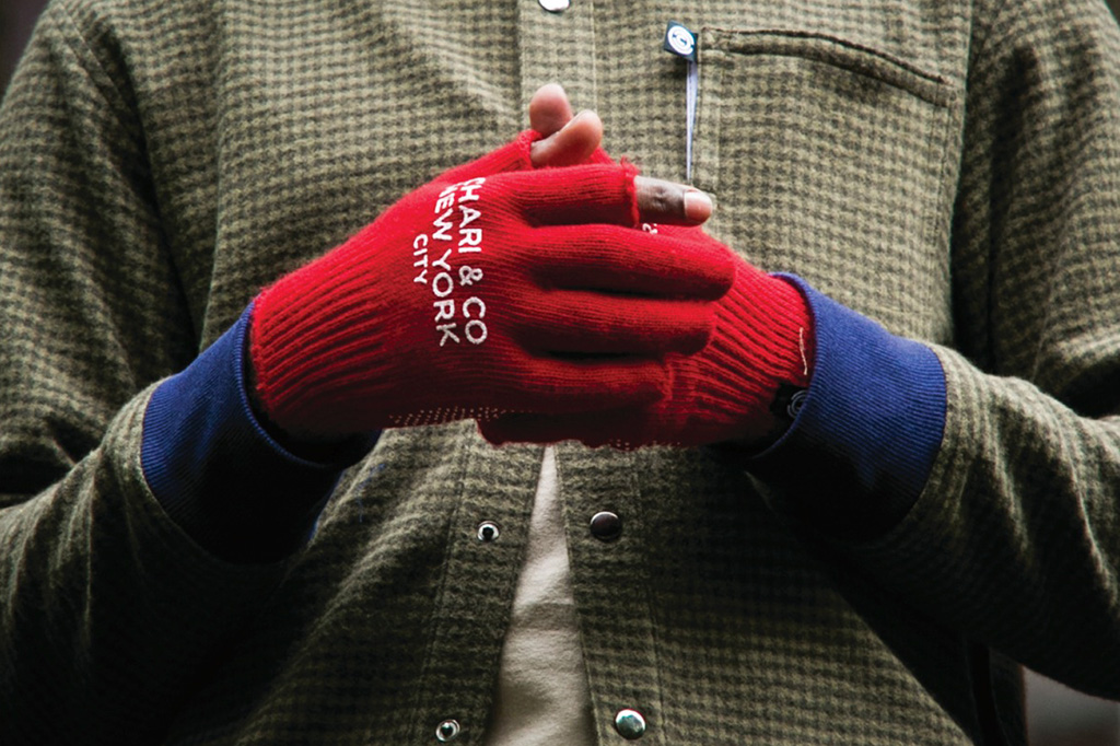 Chari & Co. 2014 Fall/Winter Lookbook