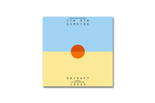 Childish Gambino 'STN MTN / Kauai' Mixtape