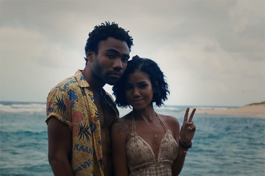 "Childish Gambino ""Telegraph Ave (""Oakland"" By Lloyd)"" Music Video featuring Jhené Aiko"