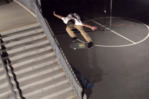 Chris Joslin Lands a Spot on Etnies' Roster with New Part