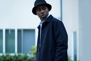 CLAE for LIFUL 2014 Fall Collection