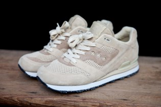 Club Monaco x Saucony 2014 Fall Courageous
