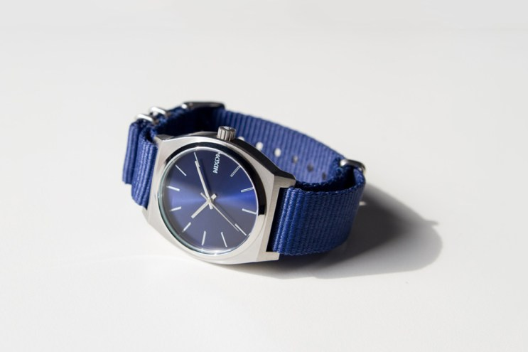 colette x Nixon Time Teller Watch