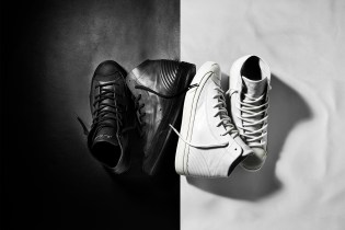 "Converse 2014 Fall/Winter Jack Purcell Mid ""Moto Jacket"""
