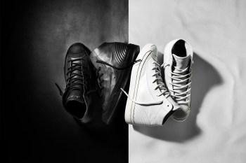 """Converse 2014 Fall/Winter Jack Purcell Mid """"Moto Jacket"""""""