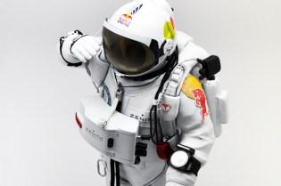 Coolrain Felix Baumgartner Astronaut Figure for Zenith