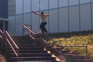 "Cory Kennedy Goes ""BellingHAM"" for Thrasher Magazine"