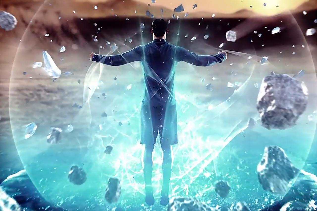 """Cristiano Ronaldo Stars in Nike's """"Out of this World"""" Commercial"""
