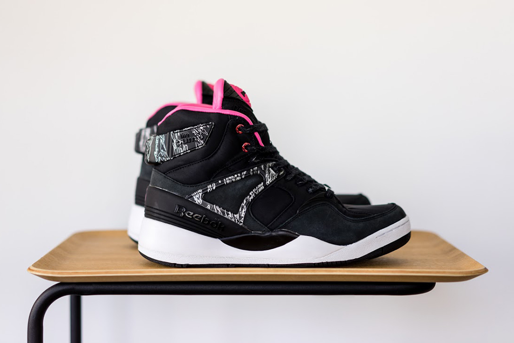 CROSSOVER x Reebok Pump 25th Anniversary