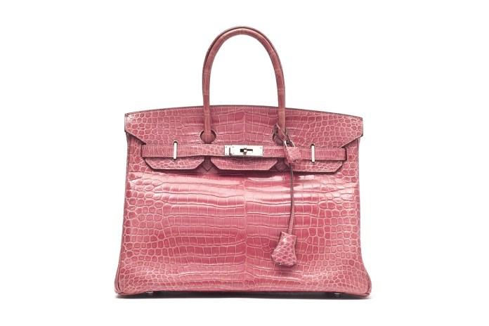 Customers Are Complaining Their $20K Hermès Birkin Bags Smell Like Marijuana