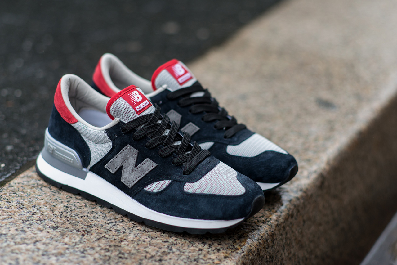 """HYPEBEAST Customizes the New Balance 990 with """"Be A Maker"""""""