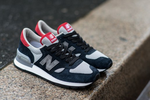 "HYPEBEAST Customizes the New Balance 990 with ""Be A Maker"""
