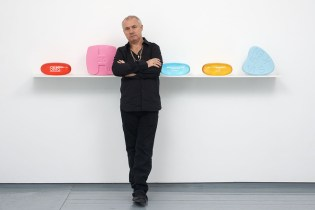 """Damien Hirst """"Schizophrenogenesis"""" @ Paul Stolper Gallery"""