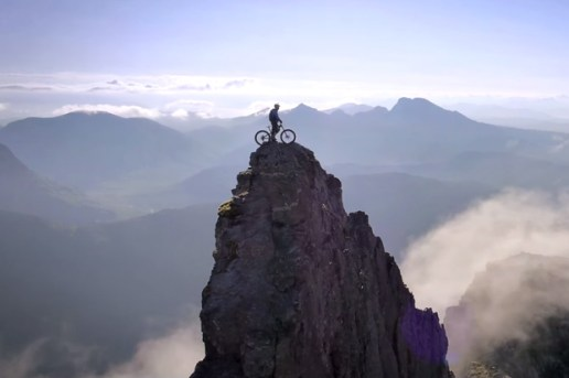 Danny Macaskill Takes On Death-Defying Ride Along the Notorious Cuillin Ridgeline