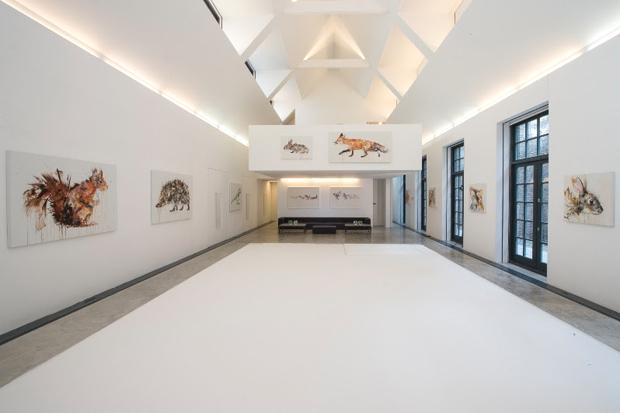"Dave White Studios ""Albion"" Exhibition Recap"