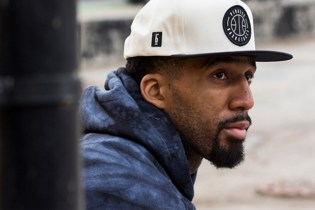 Denver Nuggets' Wilson Chandler Models Pigalle for RSVP Gallery