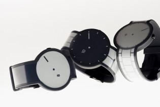 Digitized Fashion: FES Watch by TAKT PROJECT