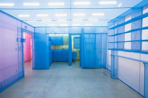 Do Ho Suh's Fabric Apartments @ The Contemporary Austin's Jones Center