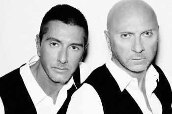 Dolce & Gabbana Cleared In Tax Evasion Case