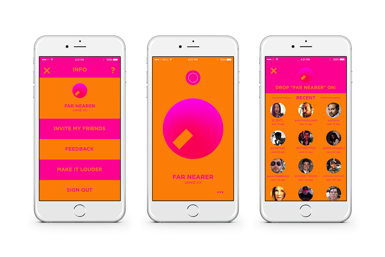DROP by Jawbone Creates Perfect Playlists