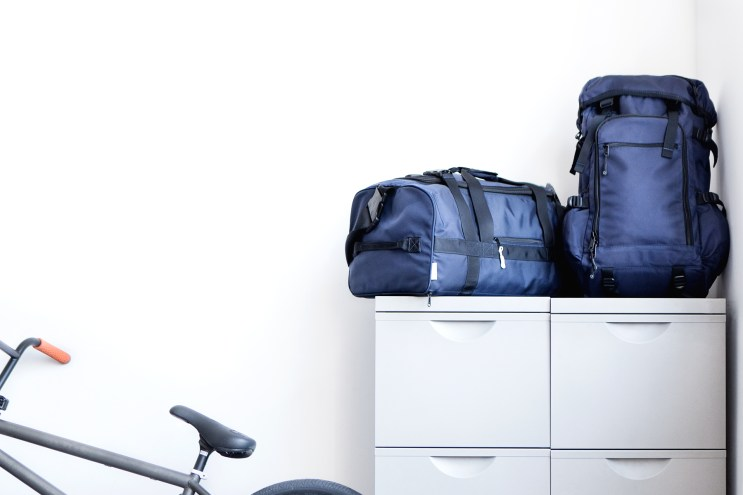 """DSPTCH 2014 Fall/Winter """"Navy"""" Bag Collection"""