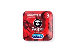 Durex x AAPE by A Bathing Ape Cases