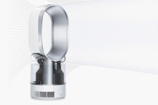 Dyson's New Humidifier Cleans Air with Ultraviolet Light