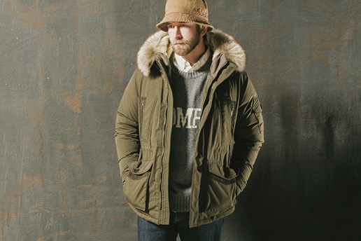 "Espionage 2014 Fall/Winter ""HEAVYWEIGHT"" Lookbook Part 2"