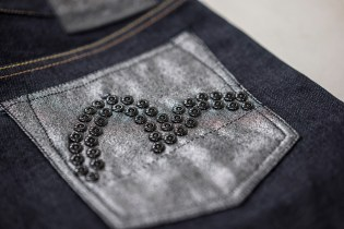 EVISU Launches BESPOKE Denim Program