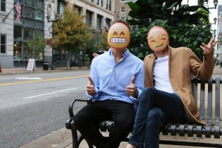 Express Yourself with Emoji Masks This Halloween
