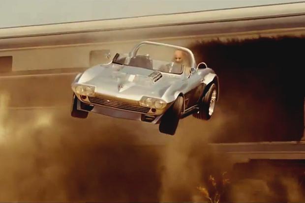 Fast & Furious 7 Announcement Trailer