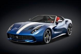 Ferrari Unveils the F60 America