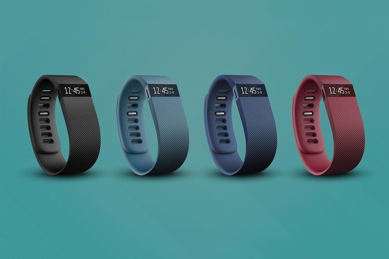 Fitbit Unveils Three New Activity Trackers: Charge, Charge ...