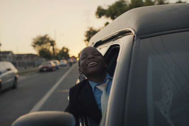"""Flying Lotus featuring Kendrick Lamar """"Never Catch Me"""" Music Video"""