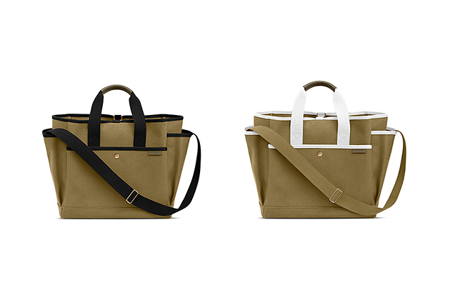 fragment design x L/UNIFORM N°34 Tools Bag for the POOL aoyama