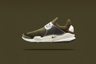 Nike Reveals Upcoming Nike Sock Dart Collaboration with fragment design