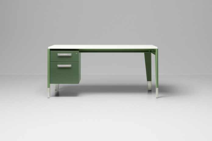 """G-Star RAW x Vitra """"Prouvé RAW: Office Edition"""" Furniture Collection"""