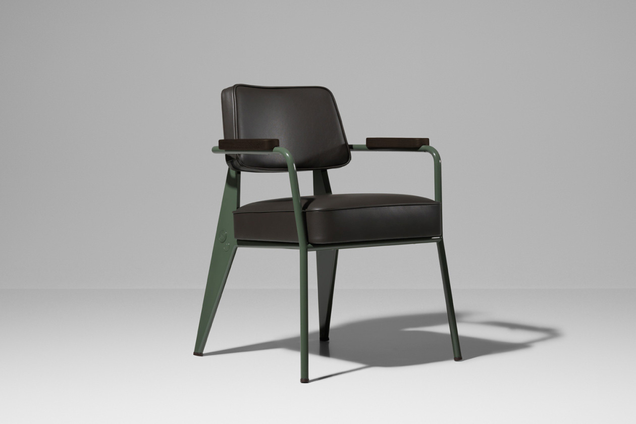 "G Star RAW x Vitra ""Prouvé RAW fice Edition"" Furniture"