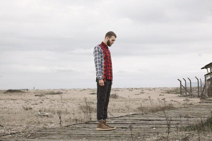 "Garbstore 2014 Fall/Winter ""Headlands"" Lookbook"