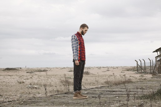 "Garbstore 2014 Fall/Winter ""Headlands"" Lookbook"