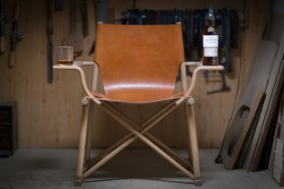 Gareth Neal Crafts the Perfect Chair to Enjoy a Whisky