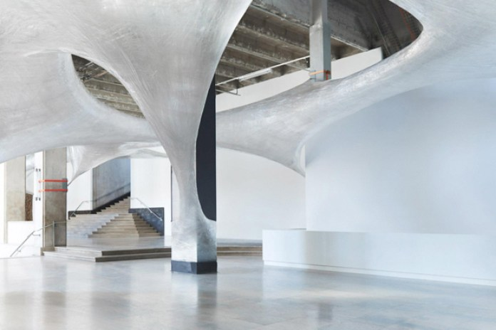 "The COS Sponsored ""Tape Paris"" Installation at Palais de Tokyo"