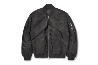Givenchy 2014 Fall/Winter Shell Bomber Jacket