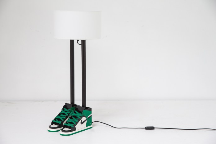"""Grotesk & Case Studyo Reveal Their Final """"6ft 6in"""" Lamp, """"The Boston"""""""