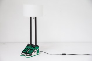 "Grotesk & Case Studyo Reveal Their Final ""6ft 6in"" Lamp, ""The Boston"""