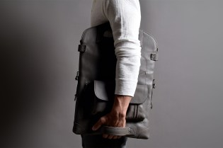 hard graft 2Unfold Laptop Bag