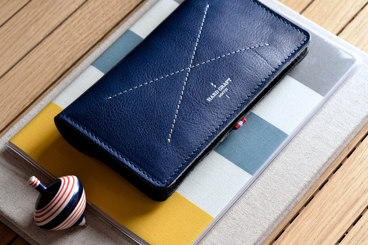 hard graft The Mighty Ocean Phone Fold Wallet