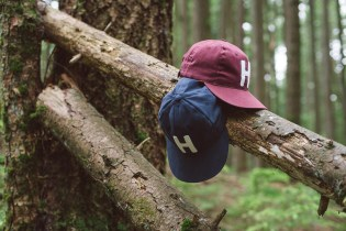 Herschel Supply Co. x Ebbets Field Flannels Headwear Collection